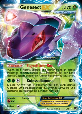 Team Plasma Genesect EX