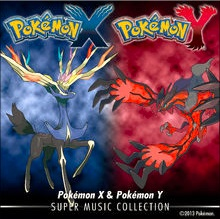 Soundtrack zu Pokémon X und Y