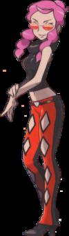 Pachira kämpft ausschließlich mit Feuer-Pokémon