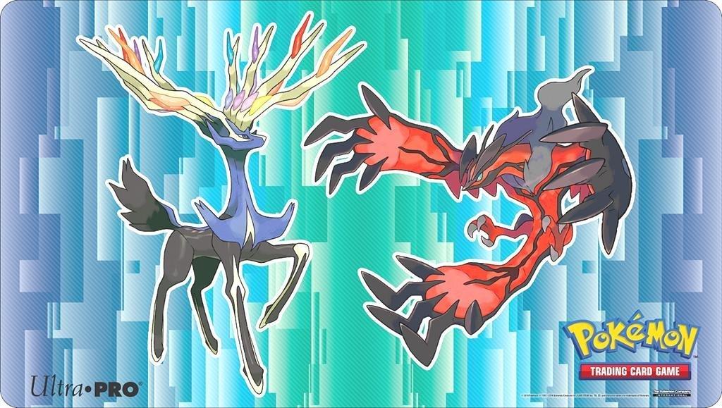 Pokémon XY Playmat