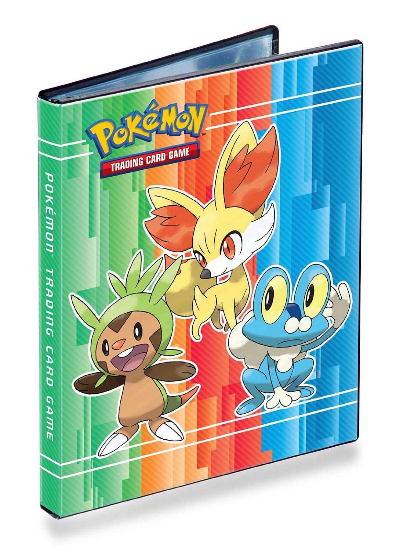 Pokémon XY Portfolio (4 Fächer)