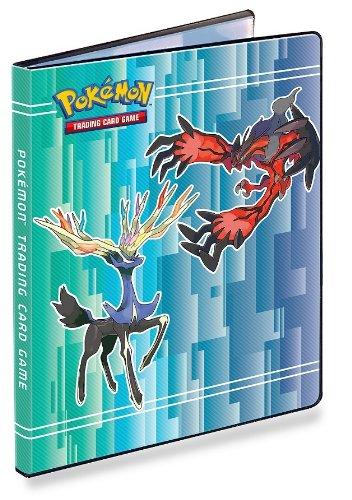 Pokémon XY Portfolio (9 Fächer)