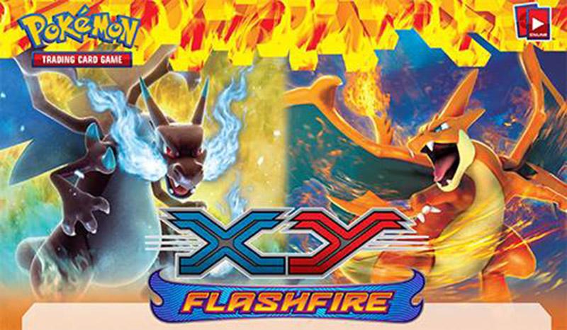 XY02 - Flashfire Logo