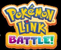 Das Logo zu dem neuen Spiel Pokémon Link: Battle!