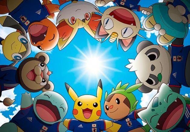 Weitere Pokémon dienen als Werbe-Ikonen