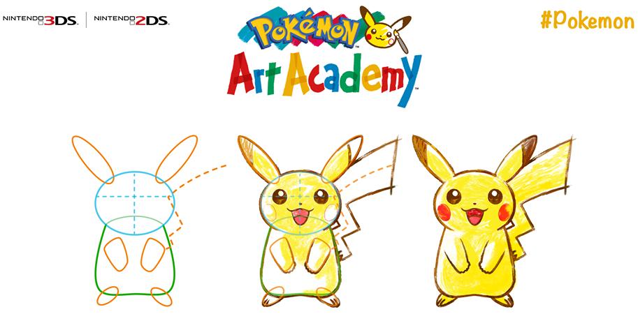 Artwork zu Pokémon Art Academy