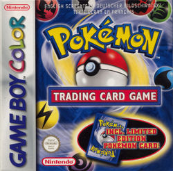 Pokémon Trading Card Game Verpackung