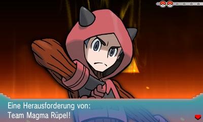 Team Magma Rüpel