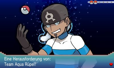 Team Magma Rüpel