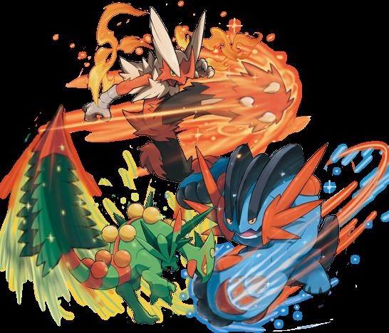 Mega Entwicklungen In Pokémon Omega Rubin Und Alpha Saphir