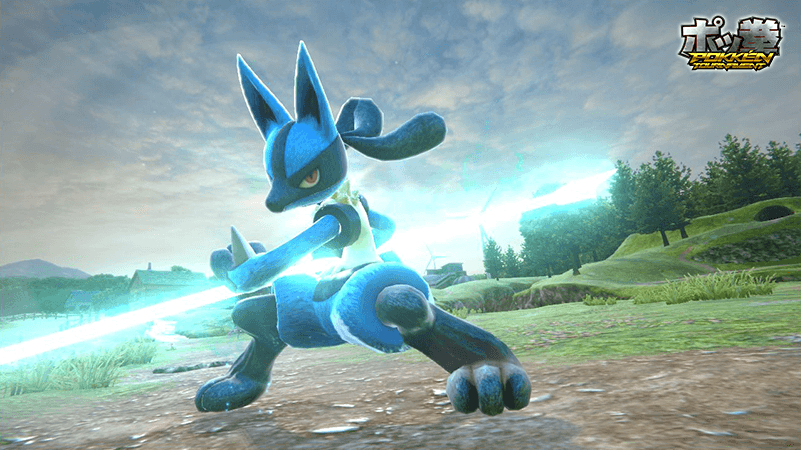 Pokkén Tournament Screenshot 3