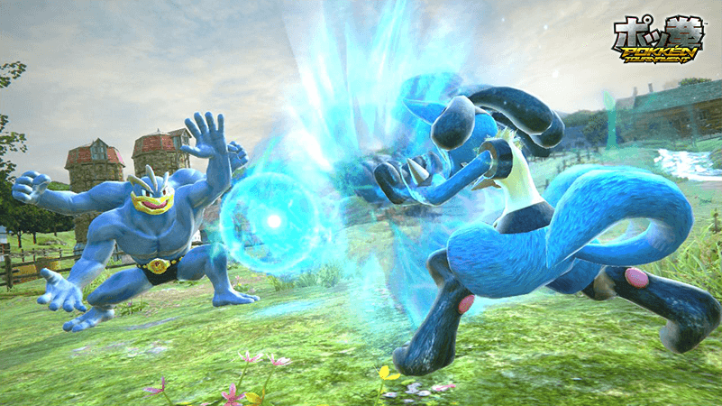 Pokkén Tournament Screenshot 2