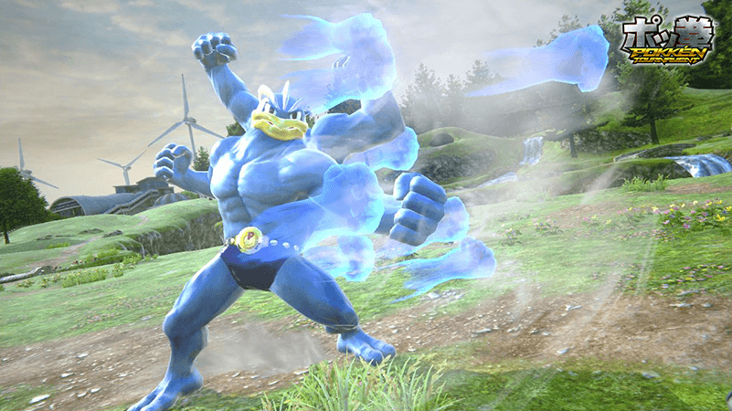Pokkén Tournament Screenshot 4