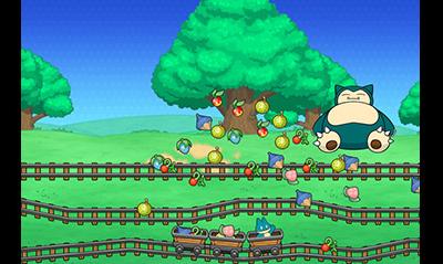 Beim Beeren aufsammeln