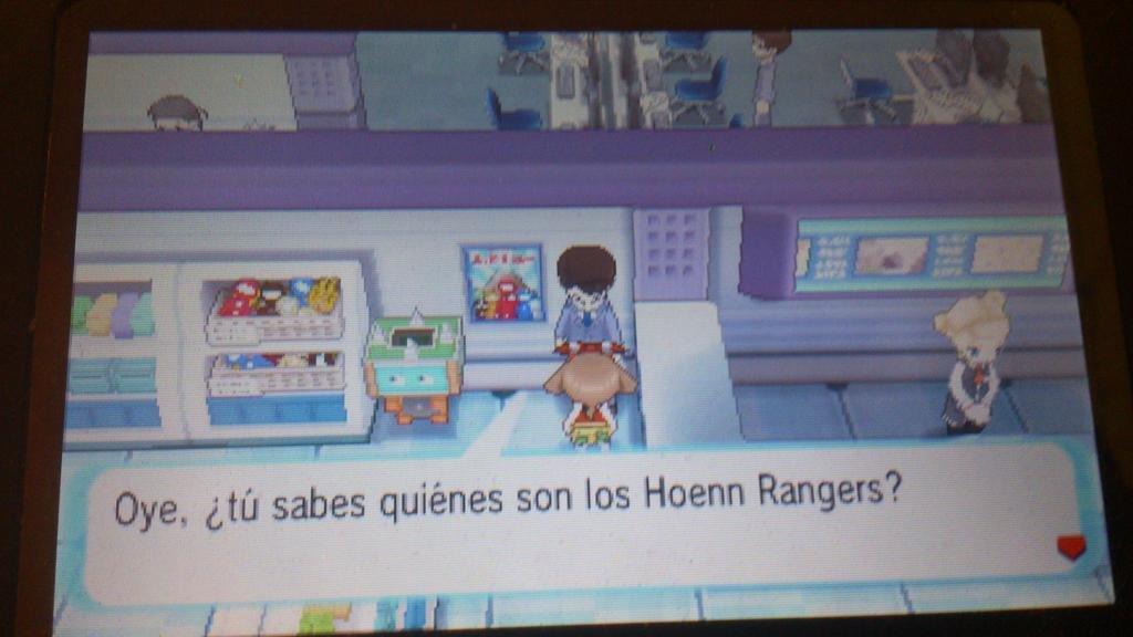 Hoenn-ranger