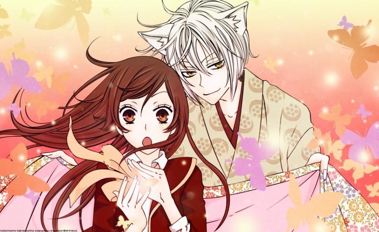 In Der Ersten Staffel Von Kamisama Hajimemashita Kiss Geht Es Um Das Madchen Nanami Nach Dem Tod Ihres Vaters Auf Einmal Ohne Zuhause Dasteht