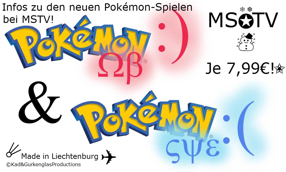 -Pokemon YW-
