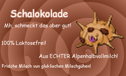 -Schalokolade-