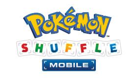 Pokémon Shuffle Mobile Logo