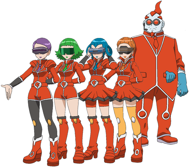 Team Flare-Forscherteam