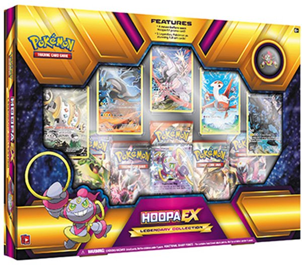 Hoopa-EX Legendary Collection Box