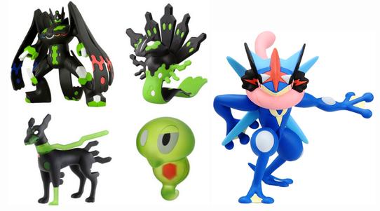 Spielzeug Rund Um Den Neuen Superhelden: Japan: Neue Pokémon-Merchandise Artikel Angekündigt