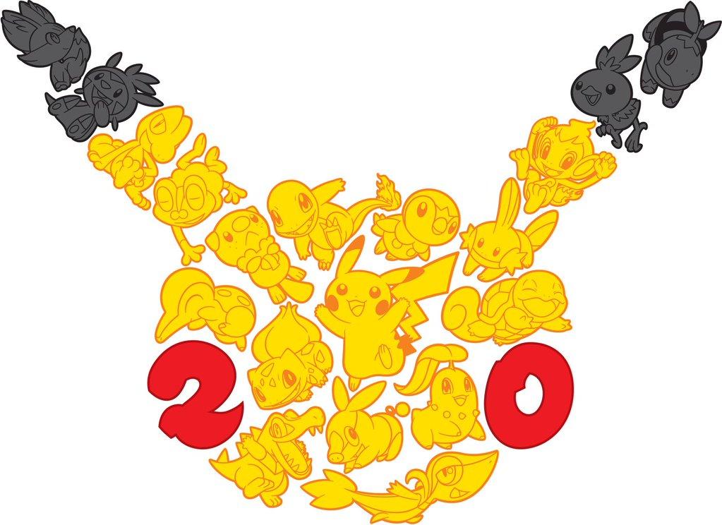 20 Jahre Pokémon