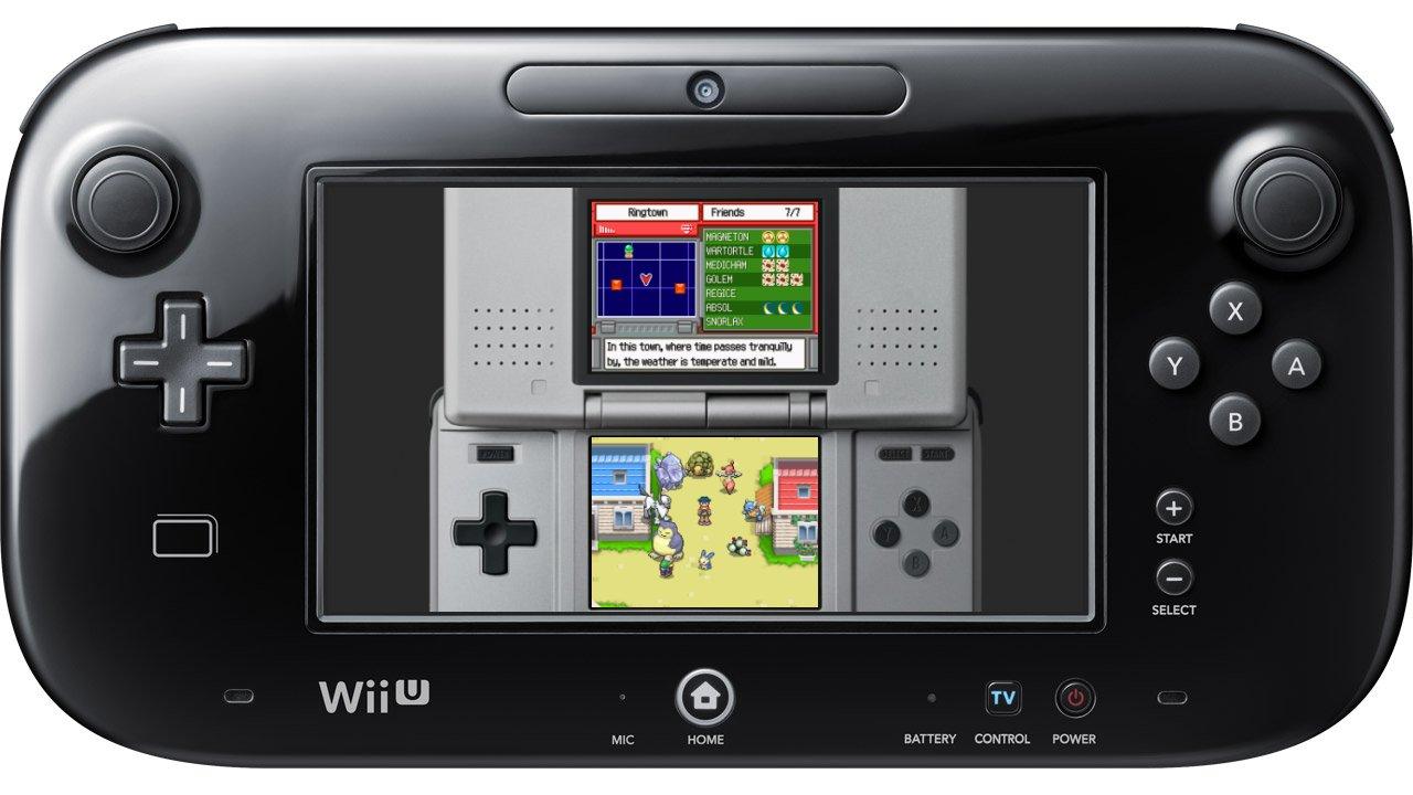 Pokémon Ranger 1 auf der Wii U