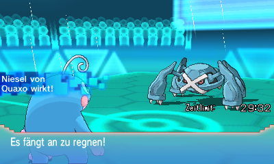 Screenshot aus Pokémon ORAS